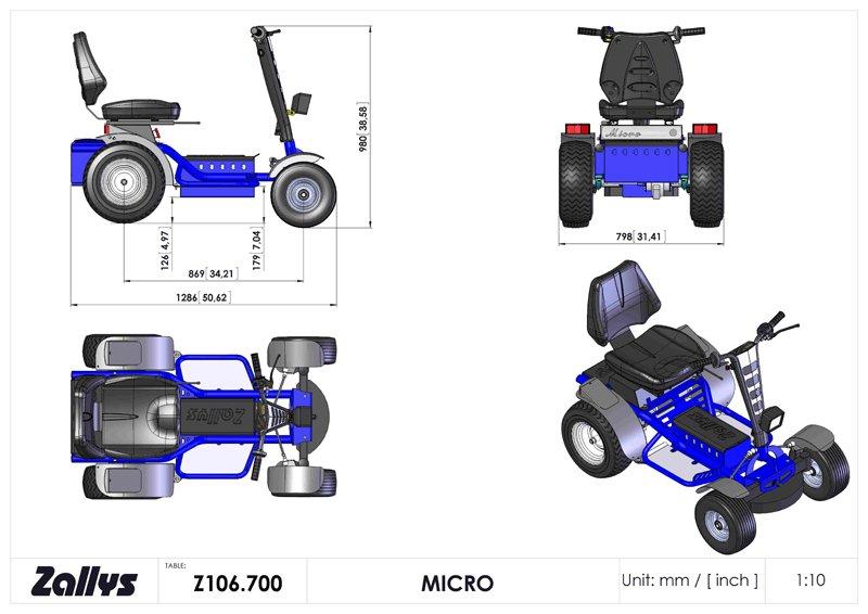 Micro 900W