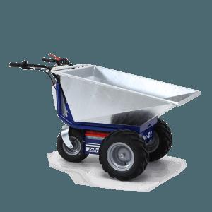 carriola elettrica,carriola a motore, motocarriole , Zallys D2