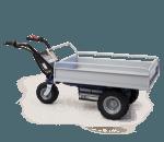 carrello elettrico,trasportatore elettrico, veicoli elettrici Zallys