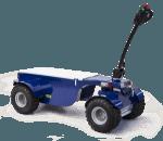 carrello elettrico,trasportatore elettrico, veicoli elettrici Zallys, veicolo elettrico 4 ruote motrici, veicolo elettrico per spiaggia