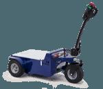 trainatore elettrico, veicoli elettrici, carrelli elettrici, trattori elettrici, Zallys